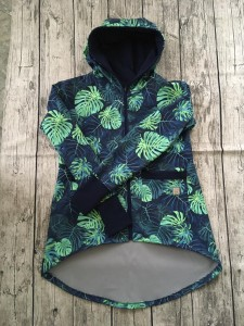 Parka damska softshell MONSTERA